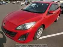 Used 2010 MAZDA AXELA SPORT BG578267 for Sale for Sale