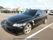 Used 2007 TOYOTA MARK X BG578747 for Sale for Sale