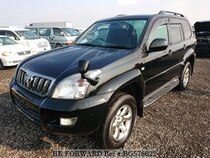 Used 2007 TOYOTA LAND CRUISER PRADO BG578622 for Sale for Sale