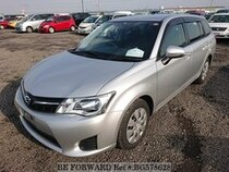 Used 2014 TOYOTA COROLLA FIELDER BG578628 for Sale for Sale