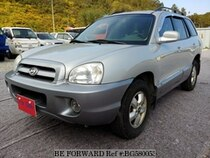 Used 2005 HYUNDAI SANTA FE BG580053 for Sale for Sale
