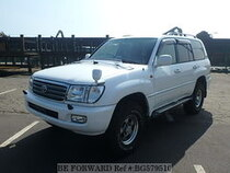 Used 2004 TOYOTA LAND CRUISER BG579510 for Sale for Sale