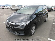 Used 2016 HONDA FIT BG578997 for Sale for Sale