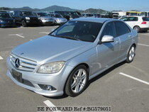 Used 2007 MERCEDES-BENZ C-CLASS BG579051 for Sale for Sale