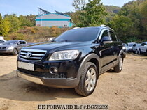 Used 2007 DAEWOO (CHEVROLET) WINSTORM (CAPTIVA) BG582399 for Sale for Sale