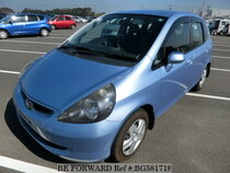 Used 2001 HONDA FIT BG581718 for Sale for Sale