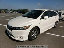 Used 2007 HONDA STREAM BG581720 for Sale for Sale