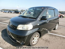 Used 2007 TOYOTA PORTE BG581726 for Sale for Sale