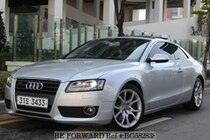 Used 2010 AUDI A5 BG582838 for Sale for Sale