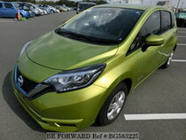 Used 2017 NISSAN NOTE BG583225 for Sale for Sale