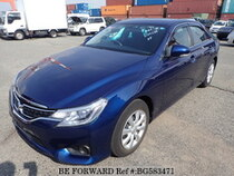 Used 2016 TOYOTA MARK X BG583471 for Sale for Sale