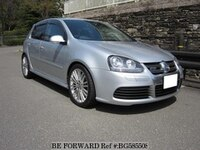 2007 VOLKSWAGEN GOLF R