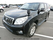 Used 2012 TOYOTA LAND CRUISER PRADO BG585005 for Sale for Sale