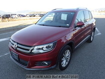 Used 2013 VOLKSWAGEN TIGUAN BG572525 for Sale for Sale