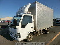 Used 2005 ISUZU ELF TRUCK BG574270 for Sale for Sale