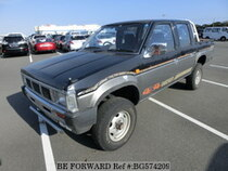 Used 1992 NISSAN DATSUN PICKUP BG574209 for Sale for Sale