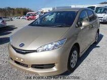 Used 2016 TOYOTA WISH BG577059 for Sale for Sale