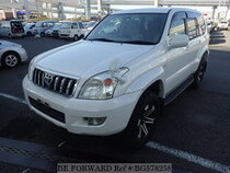 Used 2003 TOYOTA LAND CRUISER PRADO BG578258 for Sale for Sale