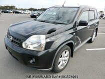 Used 2007 NISSAN X-TRAIL BG578291 for Sale for Sale