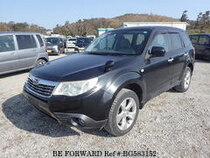 Used 2009 SUBARU FORESTER BG583152 for Sale for Sale