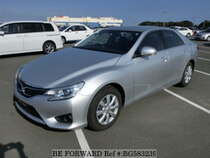 Used 2015 TOYOTA MARK X BG583239 for Sale for Sale