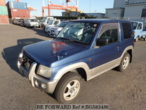 Used 1998 MITSUBISHI PAJERO MINI BG583486 for Sale for Sale
