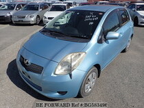Used 2007 TOYOTA VITZ BG583496 for Sale for Sale