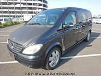 Used 2007 MERCEDES-BENZ V-CLASS BG583929 for Sale for Sale