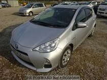 Used 2014 TOYOTA AQUA BG585606 for Sale for Sale
