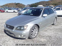 Used 2001 TOYOTA ALTEZZA BG585607 for Sale for Sale