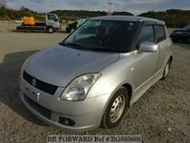Used 2005 SUZUKI SWIFT BG585608 for Sale for Sale