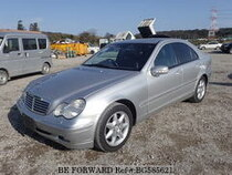 Used 2001 MERCEDES-BENZ C-CLASS BG585621 for Sale for Sale