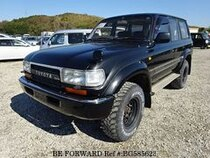 Used 1993 TOYOTA LAND CRUISER BG585623 for Sale for Sale