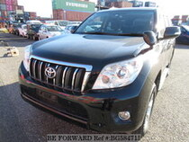 Used 2010 TOYOTA LAND CRUISER PRADO BG584715 for Sale for Sale