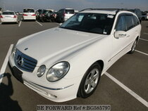 Used 2004 MERCEDES-BENZ E-CLASS BG585797 for Sale for Sale