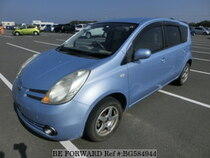 Used 2007 NISSAN NOTE BG584944 for Sale for Sale