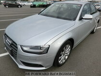 Used 2013 AUDI A4 BG585815 for Sale for Sale
