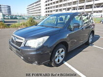 Used 2014 SUBARU FORESTER BG585856 for Sale for Sale