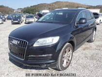 Used 2008 AUDI Q7 BG585781 for Sale for Sale