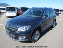 Used 2013 VOLKSWAGEN TIGUAN BG585664 for Sale for Sale