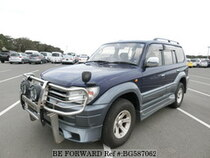 Used 1996 TOYOTA LAND CRUISER PRADO BG587062 for Sale for Sale