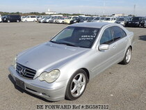 Used 2000 MERCEDES-BENZ C-CLASS BG587312 for Sale for Sale