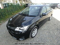 Used 2013 TOYOTA COROLLA AXIO BG587141 for Sale for Sale