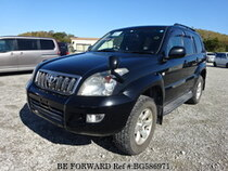 Used 2006 TOYOTA LAND CRUISER PRADO BG586971 for Sale for Sale