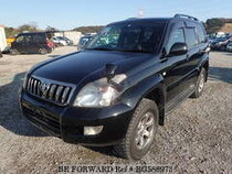 Used 2008 TOYOTA LAND CRUISER PRADO BG586973 for Sale for Sale