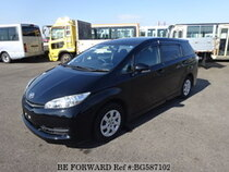 Used 2014 TOYOTA WISH BG587102 for Sale for Sale