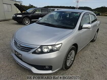 Used 2011 TOYOTA ALLION BG587177 for Sale for Sale