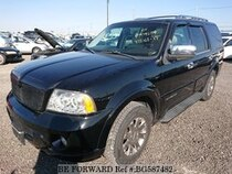 Used 2008 LINCOLN NAVIGATOR BG587482 for Sale for Sale