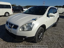 Used 2011 NISSAN DUALIS BG588150 for Sale for Sale