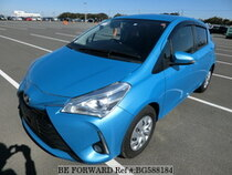Used 2017 TOYOTA VITZ BG588184 for Sale for Sale